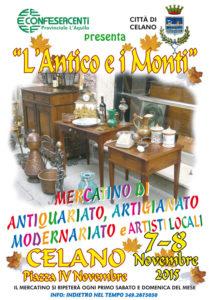 celano. locandina  mercatino-7-8-Novembre