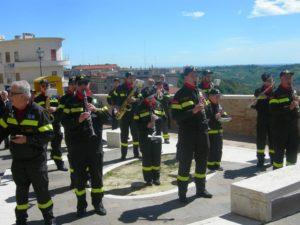 5 banda vigili del fuoco