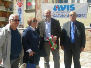 6 sindaco, e direttivo comunale e provinciale Avis