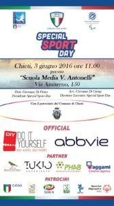 Invito Special Sport Day