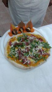 Pizza Sapori d'Autunno_1° Class