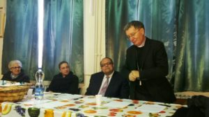 INTERVENTO DEL VESCOVO MONS. SANTORO