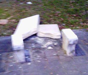 vandali avezzano (2)