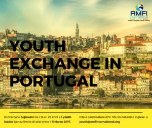 Scambio di Giovani in Portogallo