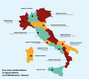 Nuove Regioni Italiane
