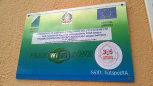 free zone wifi aielli