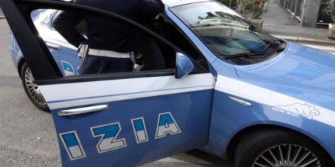 CHIETI.  ANZIANO CON DIFFICOLTA' DEAMBULATORIE, SOCCORSO DAGLI AGENTI DI POLIZIA