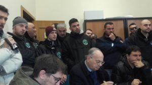 Conferenza Stampa stadio Angelini