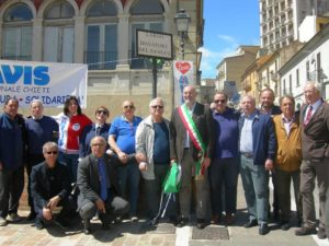 1 sindaco, assessori, direttivo avis e associati avis