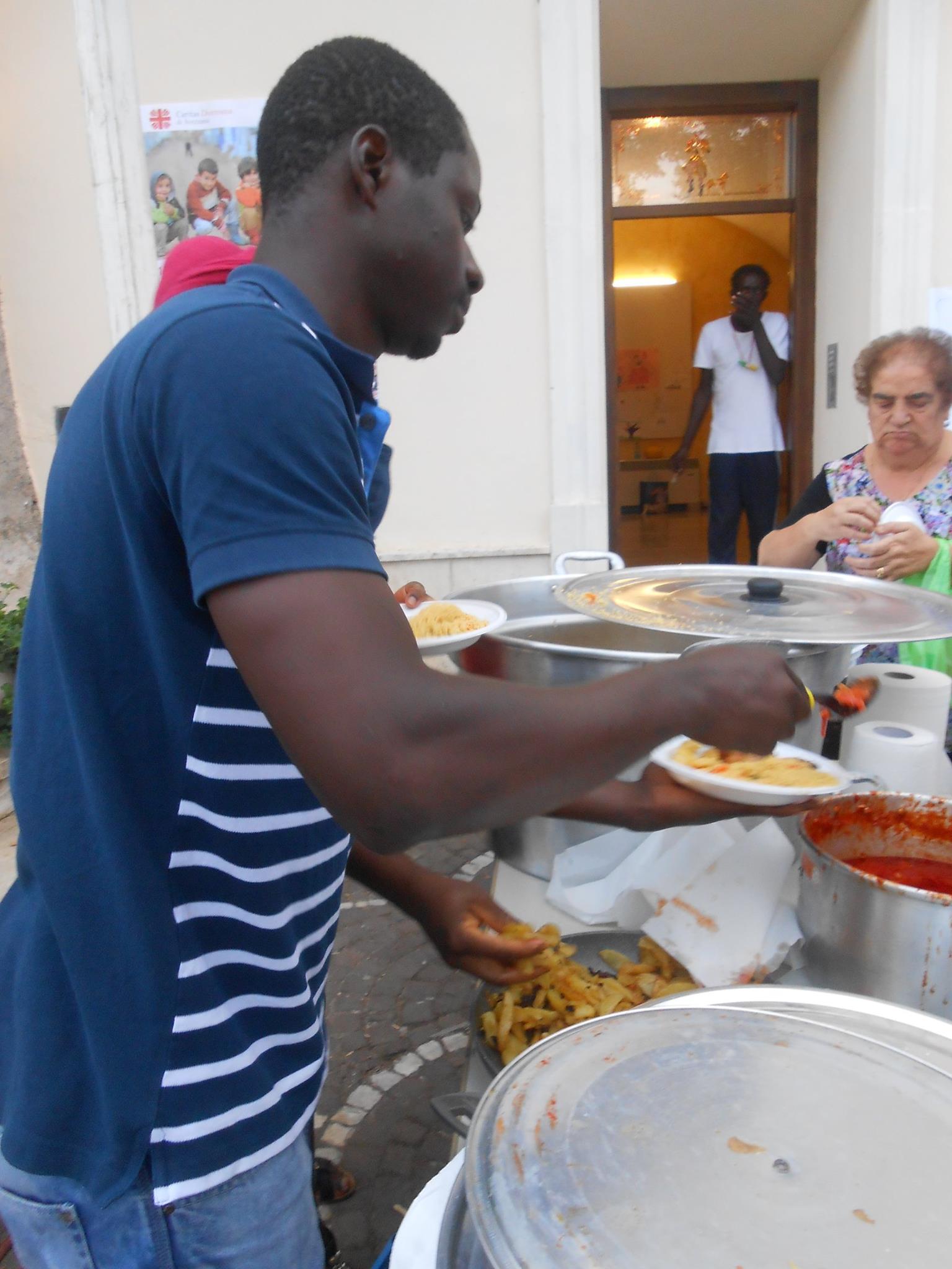 West Africa Welcome 06/08/2016. Foto di Daniela Cesta