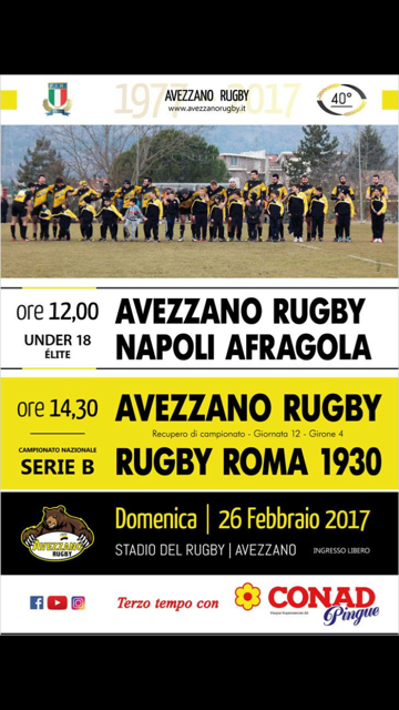 Rugby az old e under 18