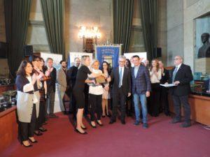 Foto di gruppo premiazione Fisioter1