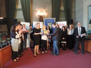 Foto di gruppo premiazione Fisioter2