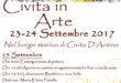 """Civita d'Antino, numerosi artisti alla mostra """"Civita in arte"""". Il programma"""