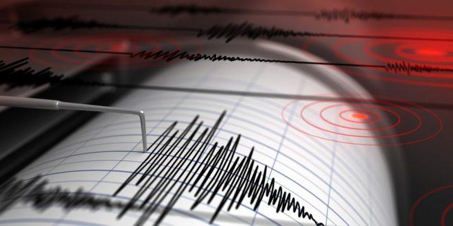 Scossa di terremoto a Campotosto