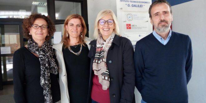 """""""Allenarsi per il futuro"""", il Comune firma un protocollo con la Robert Bosch Spa. Lunedì evento all'Istituto Galilei di Avezzano"""