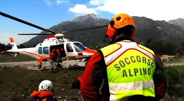 SOCCORSO ALPINO. PARTE LA CAMPAGNA: SICURI IN MONTAGNA