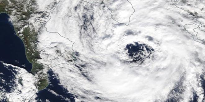 Meteorologia: la differenza tra un uragano e un ciclone mediterraneo