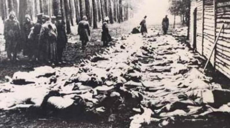 corpi vittime titine