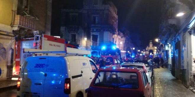 Catania. Esplosione per fuga di gas uccide due vigili del fuoco