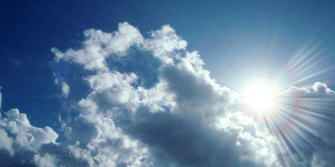 Meteo. Condizioni meteo soleggiate e nubi in transito. Da metà settimana arriverà la pioggia