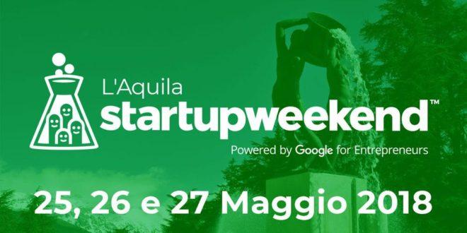 Startupweekend.Per la prima volta a L'Aquila la competizione internazionale sostenuta da Google