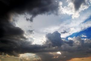 Meteo. Nubi, fresco e tempo variabile nelle prossime ore… Inizio settimana ancora un po' instabile