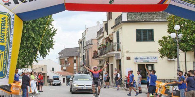 Ciclismo, trionfo di Tirabassi alla Blockhaus Marathon