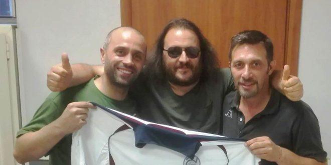 DOPPIO COLPO FCD CAPISTRELLO: ECCO DI SAMUEL SACCHETTI E GIACOMO LUCIANI
