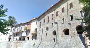 Mura di cinta di Cisterna - Umbria