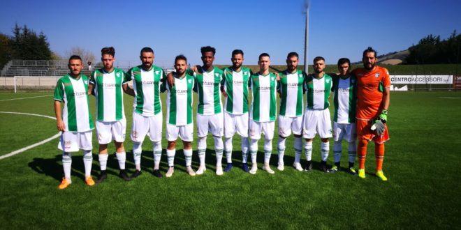 L'Avezzano perde di rimonta: Montegiorgio si impone 3-2