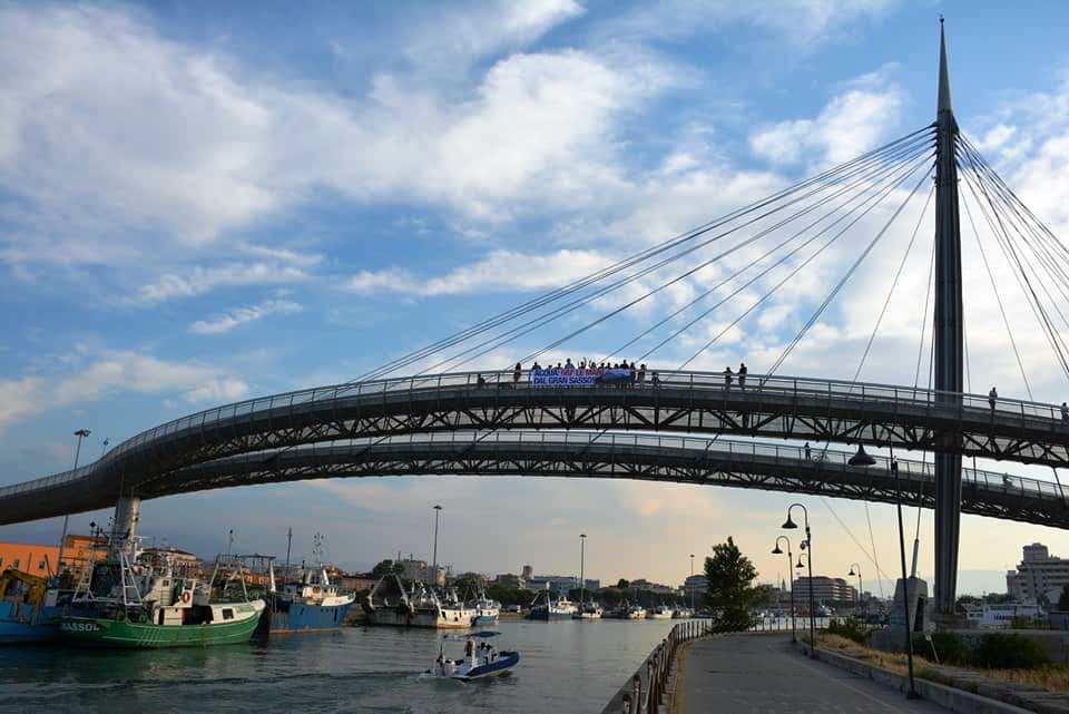 Errore clamoroso a pescara il nuovo porto non passa nel for Magri arreda pescara