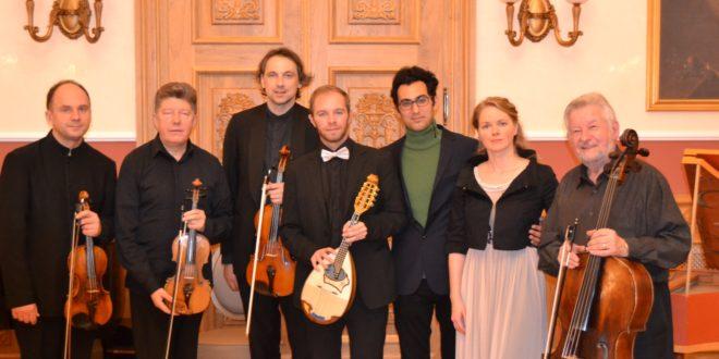 Abruzzo. Il mandolinista Francesco Mammola e con una prima esecuzione mondiale il compositore turco Ilkay Bora Öder riscuotono successo in Lituania, anche in tv
