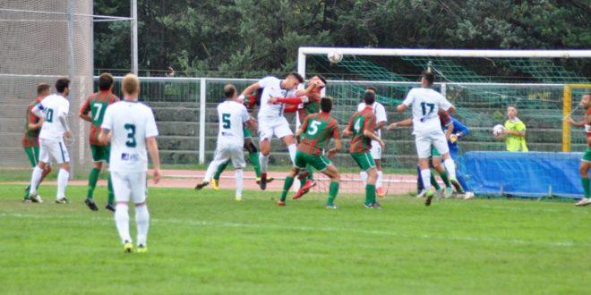 Doppio Delgado fa volare il Chieti, 3 a 1 sull'Alba Adriatica