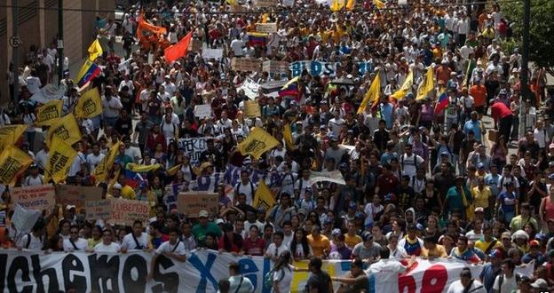 LA MORTE SILENZIOSA DEL VENEZUELA
