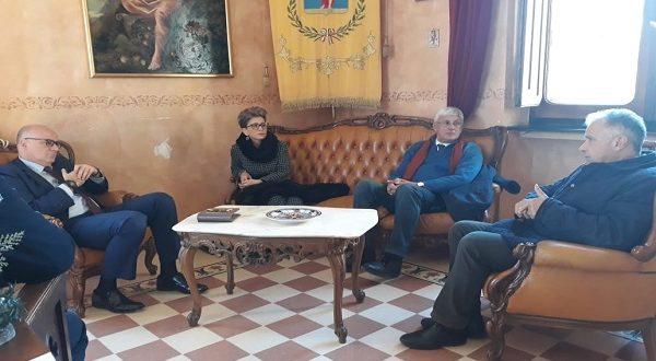 AVEZZANO – EXERCISE 2019 CONFAGRICOLTURA SPONSORIZZERA' IL PROGETTO DELLA PROTEZIONE CIVILE