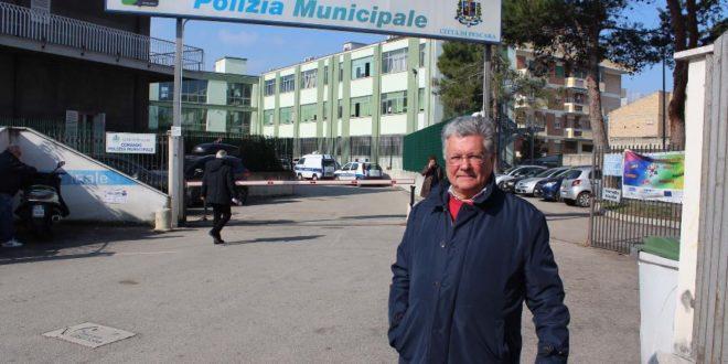 CHIUSURA PARZIALE UFFICIO CASSA POLIZIA MUNICIPALE INTERVIENE FOSCHI – ASSOCIAZIONE 'PESCARA – MI PIACE'