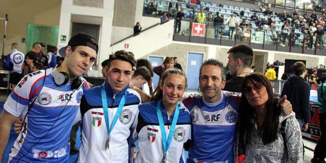SARA BOVE E CESIDIO BIOCCA DELLA A.S.D. MMA  SI QUALIFICANO AL CAMPIONATO ITALIANO ASSOLUTO