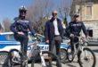 INIZIA IL SERVIZIO IN BICI DEGLI AGENTI DI POLIZIA LOCALE CICLISTI AD AVEZZANO