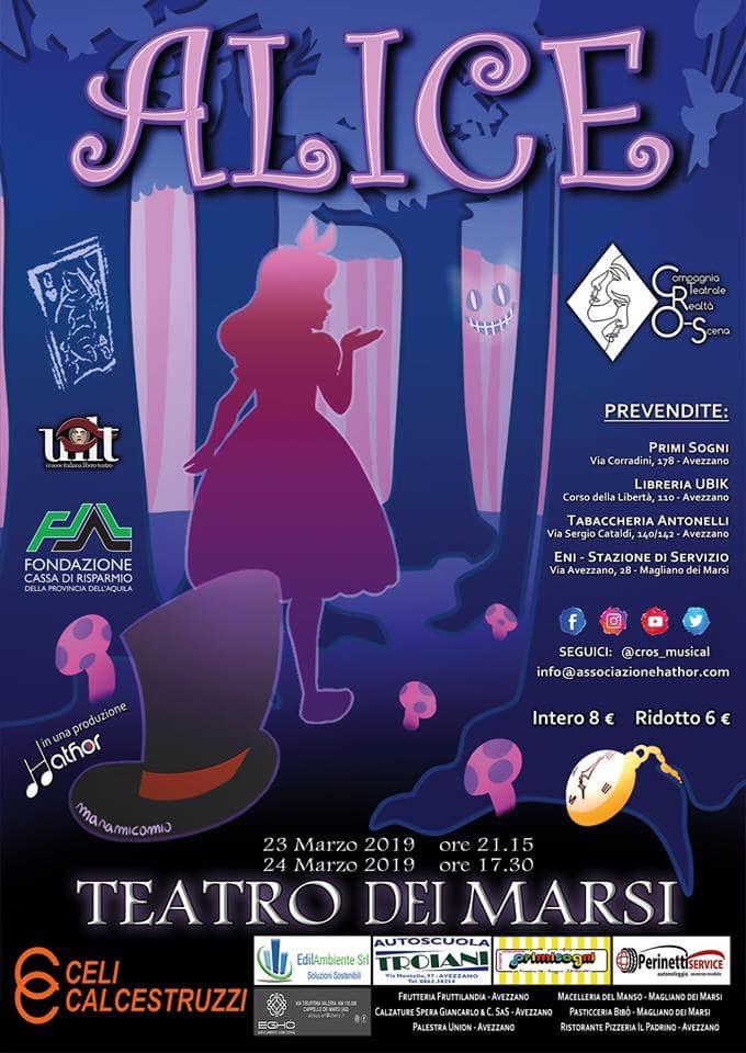 Alice il musical