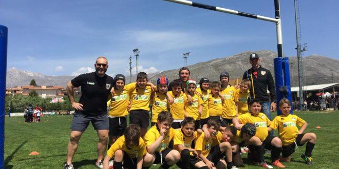 "Rugby: affluenza record per il "" memorial Matteo Fracassi"" città di Avezzano"