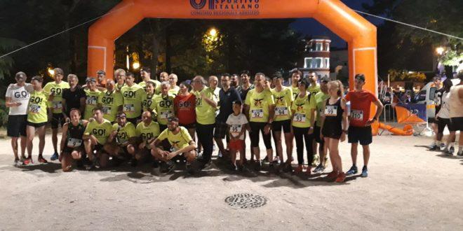 Grande successo per la manifestazione Light Run