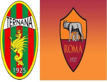 ROMA-TERNANA A PORTE CHIUSE, MA SARÀ TRASMESSA SU ROMA TV