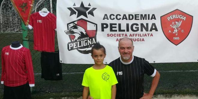 Accademia Peligna, il 2 settembre al via le attività della scuola calcio affiliata con il Perugia