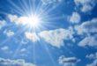 Meteo. Dopo la fase più fresca, soleggiato e ondata  di caldo anche intenso