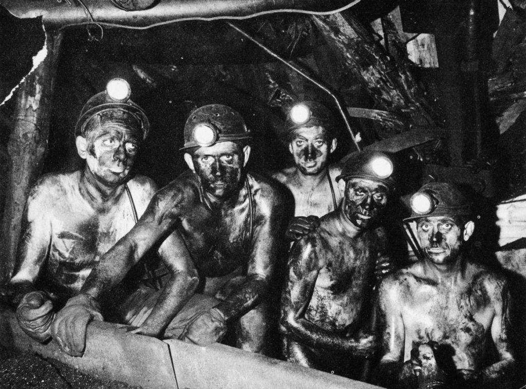minatori italiani marcinelle