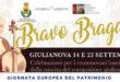 """""""BRAVO BRAGA"""" PER LE GIORNATE EUROPEE DEL PATRIMONIO 2019"""