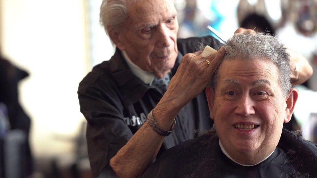 barbiere 108 anni