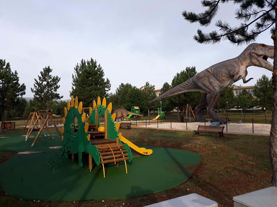avezzano parco dei dinosauri