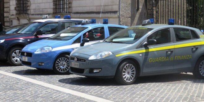 MONTESILVANO:  OPERAZIONE  DELLE FORZE DELL'ORDINE,  UN ARRESTO PER DROGA